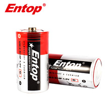 Good Quality Low Price R14P UM2 C Size 1.5V Dry Battery
