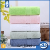 china wholesale fashionable absobent bamboo sheets and towel