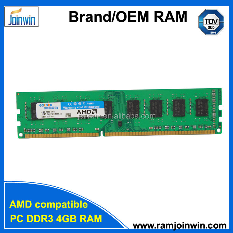 best price 4gb ddr3 ram factory from China
