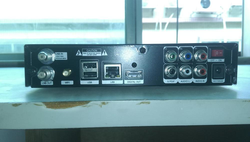 Search satellite receiver programming