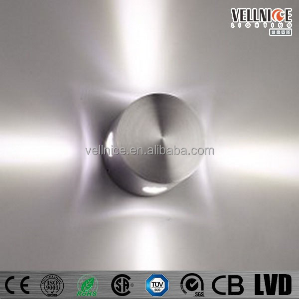 High Quality 4x1W LED Wall Light