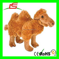 D648 Adventure Planet Plush Animal New Camel Stuffed Animal Toy