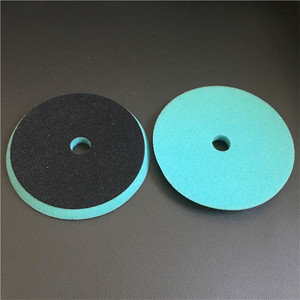 Factory manufacturer Car care Soft Orange Foam Polishing Pad