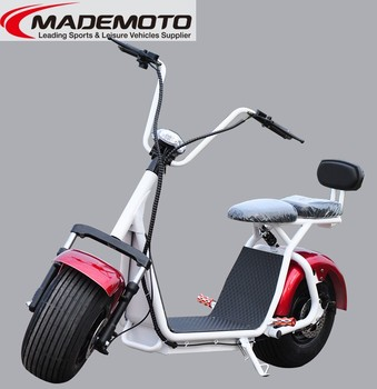 top quality electric citycoco bike 2 Wheels With fat tire