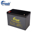 N90 12V Mf Battery 12V 90Ah Car Battery For Export Import
