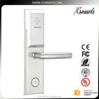 RFID hotel keys open hotel door chain lock with 3 years warranty