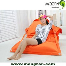 Oversized square adult bean bag chairs wholesale