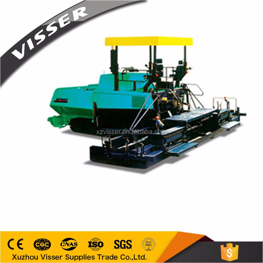 high quality mini asphalt paver for sale
