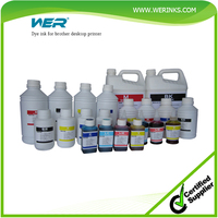 light fastness WER-china dye sublimation ink, silk printing ink