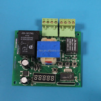 custom pcb board for Elevator control timing lcd screen