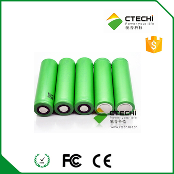18650 lithium ion battery cell