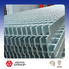 hot dip galvanized metal walkway / steel metal bar grating