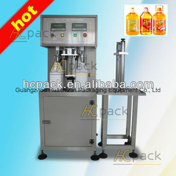 Double-heads Semi-automatic Weight Oil filler
