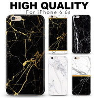 Wholesale Good Quality for iphone cover 6 6s silicone soft for iphone 6 marble case cell phone cover for samsung galaxy j7