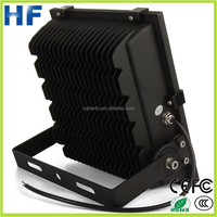 high power stadium Meanwell driver and Bridgelux led 100W daylight flood light