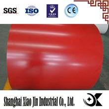 China suppliers zinc coated prepainted full hard filmed anti finger hot dipped galvanized steel