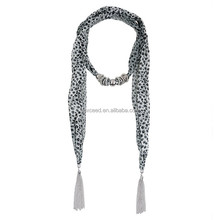 300 Styles Fashion Scarf Printed Polyester Scarf