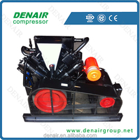 High Pressure Piston Booster Belt Air Compressor