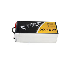 RC lipo battery 22.2V 22000mAh dji drones lithium ion battery pack for rc model