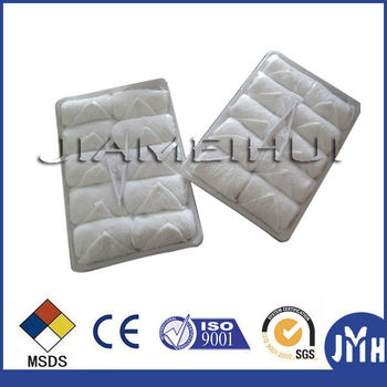100%cotton airline hot towels for airplane company