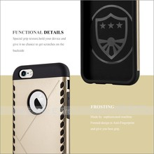 Shield TPU Shock Proof Mobile Phone Case Back Cover For iPhone 6