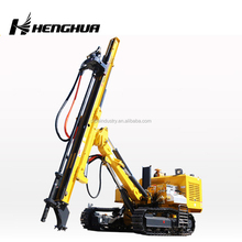 300m Hydraulic Trailer Quarry Drilling Equipment