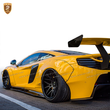 New Design McLar 650S LB Wide Body Kit With Good Fitment