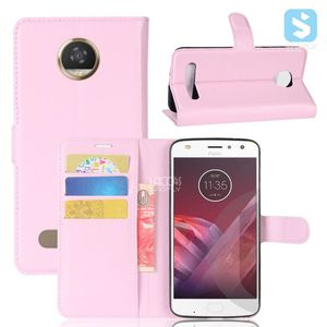 for Motorola Z2 Play PU Leather wallet case with card slot