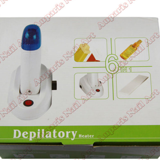 100-110V/200-240V Electric depilatory heater cartridge Body Roll ON Hair Remover Removal Wax Machine Kit