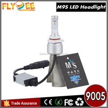 wholesale auto accessories 60w 7600lm led headlight h4 h7 9005 9006 9012 for cars