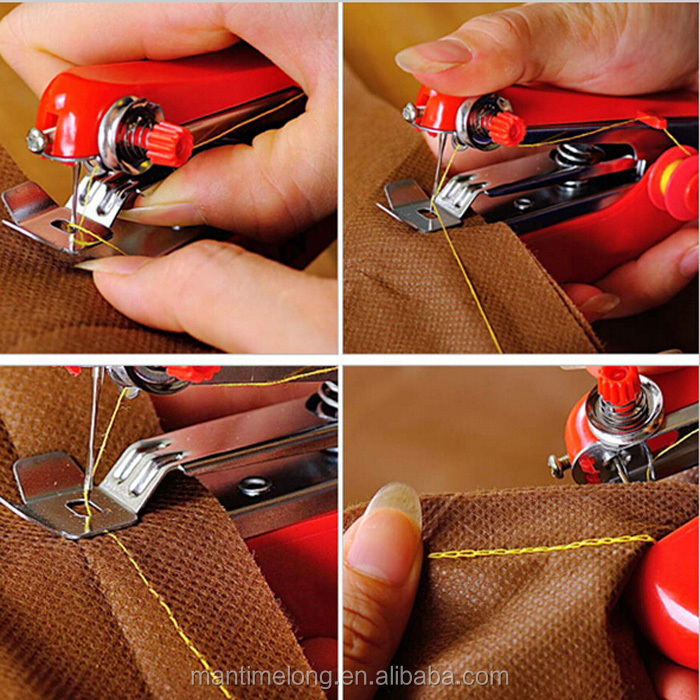 Hand Help Sewing Machine инструкция - фото 3