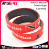 High quality crafts personalized silicone bracelets