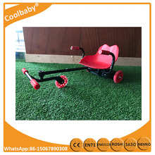 Newest 50W motor smart drifting scooter 3 wheel electric scooter for children chariot scooter