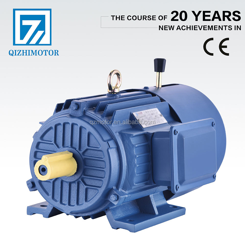 Electromagnetic Braking Copper Wire Triple-phase Electric AC Motor