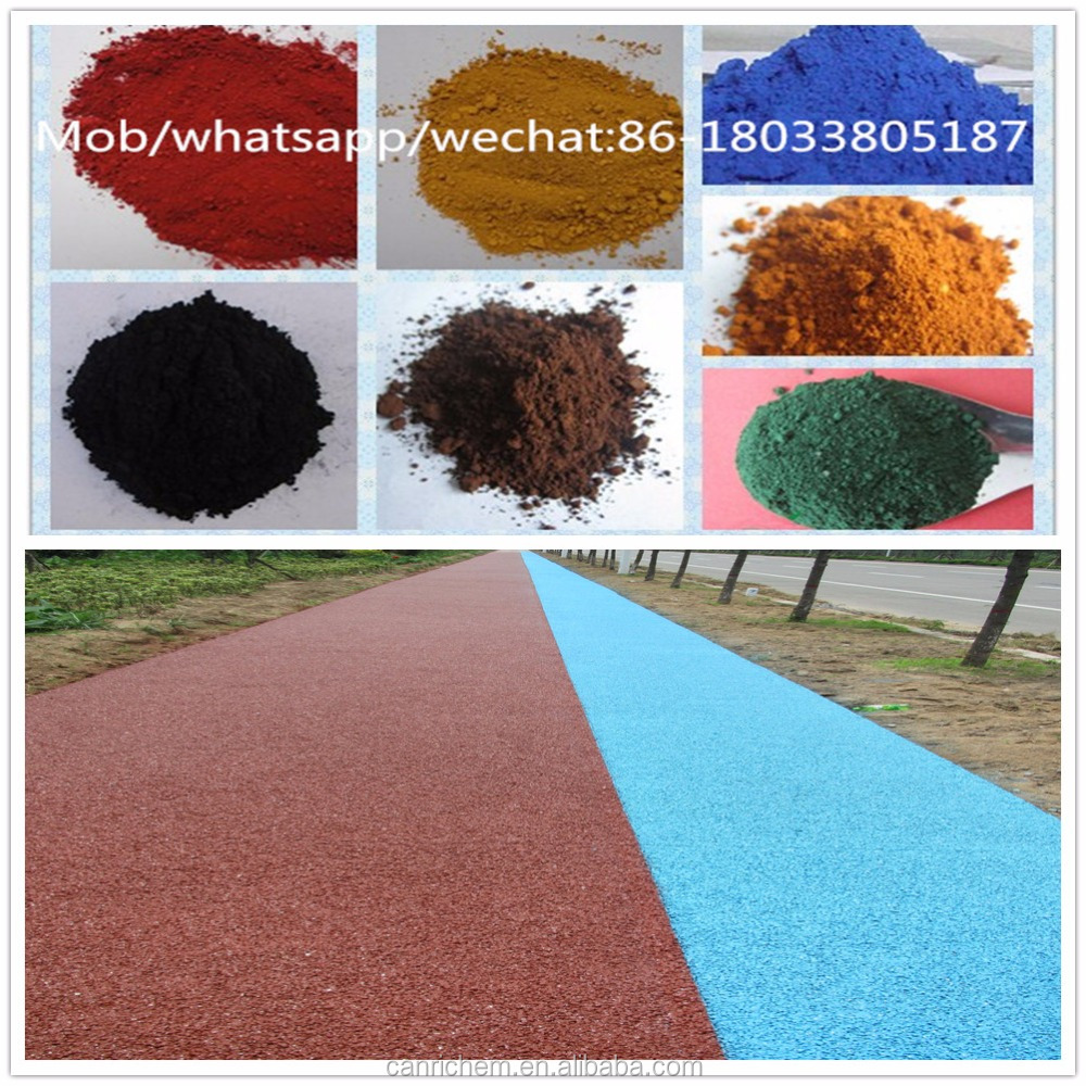 ferric oxide iron oxide red pigment 120 130 for concrete