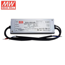 Mean Well ELG-100-24B 80W 96Watt 24V 4A 100W 0-10V PWM LED Dimmable Driver
