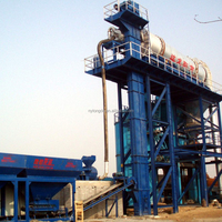 LB1000 Asphalt concrete hot mix plant