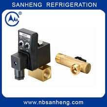 MIC-A-2 Automatic Electronic Air Compressor Brass Body Condensate Auto Drain Valve