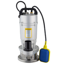QDX series mini submersible pump with float switch