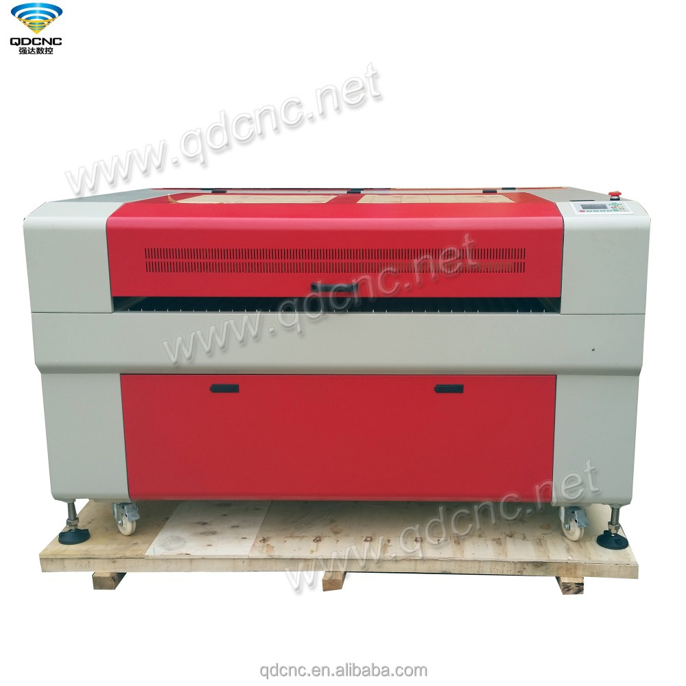 laser cutting and engraving machine price / co2 laser wood cutter 100w, 150w QD-1390 150w lazer cutting machine price