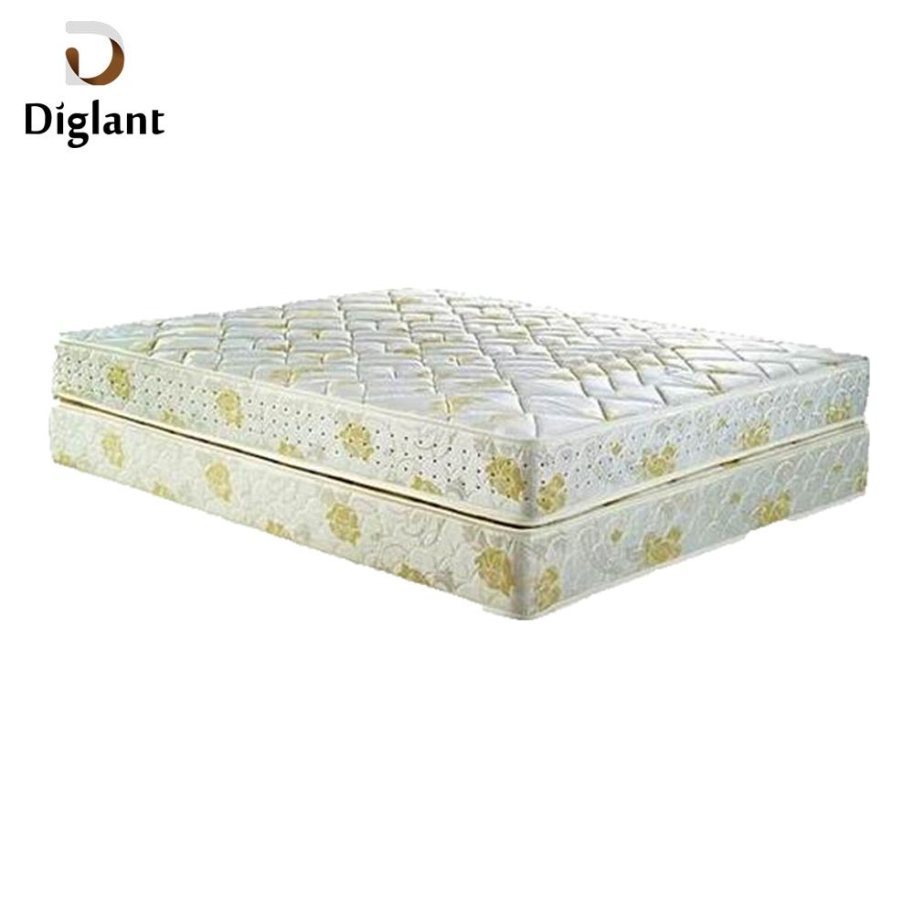 DM069 Diglant Gel Memory Latest Double Fabric Foldable King Size Bed Pocket bedroom furniture mattress mexico - Jozy Mattress | Jozy.net
