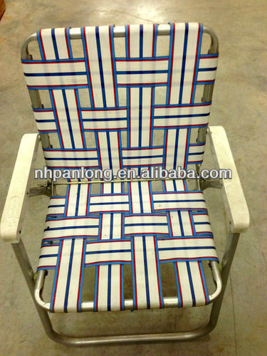 polypropylene beach chair webbing
