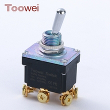New arrival small toggle switch 20a 250v miniature toggle switch
