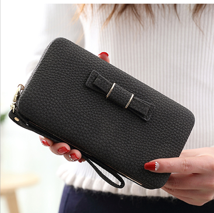 Pretty luxury design pu leather waterproof bag for mobile phone ,for general mobile 4g phone bag case