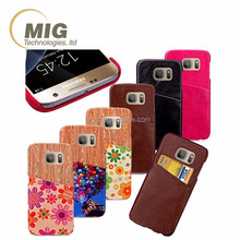 Colored drawing leather mobile phone back case for LG G3 Phone case for LG G3