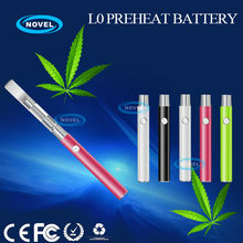 E Cigarettes pen cbd vape pen preheat battery