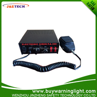 100W Electronic police Alarm siren horn for police
