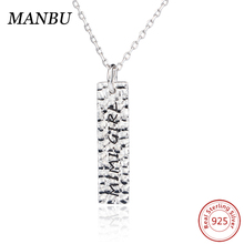 925 sterling silver name brand necklace jewelry JP22503-Y