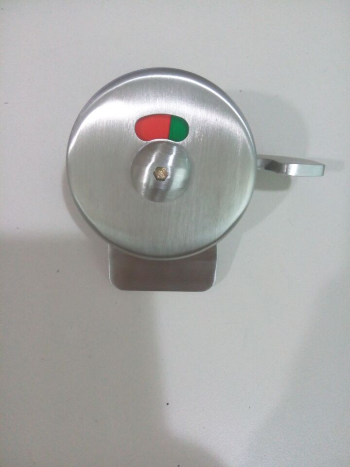 factory directly sell stainless steel toilet door lock