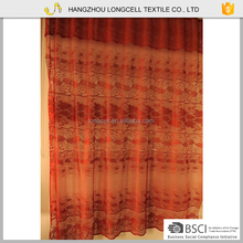 Gold supplier China custom wholesale curtain design for bedroom